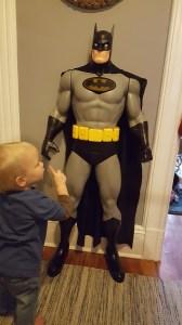 """""""No, no, no Batman!"""""""