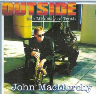 John Macmurchy outside ministry of truth