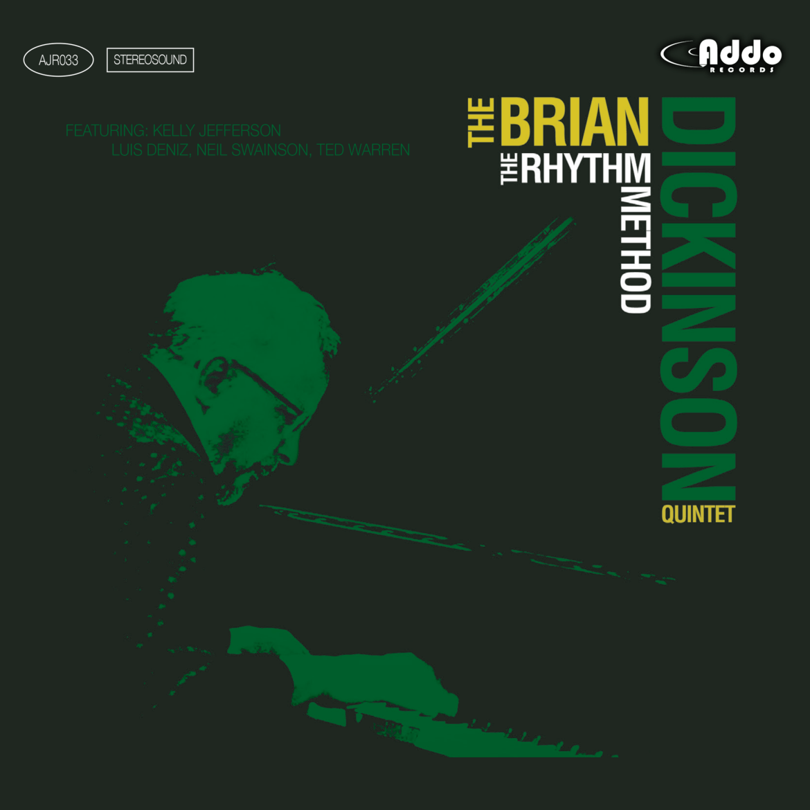 Brian Dickinson The Rhythm Method