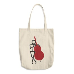 BASS Cotton Tote Bag