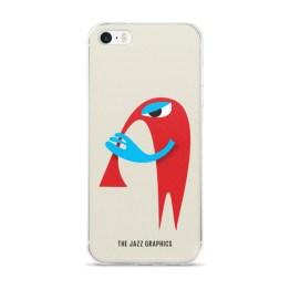 iPhone 5/5s/Se, 6/6s, 6/6s Plus Case (trumpet)