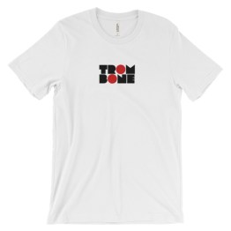 TROMBONE Unisex short sleeve t-shirt