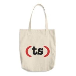 Cotton Tote Bag (ts)