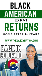 Expat Back in Colorado After 1 + Years