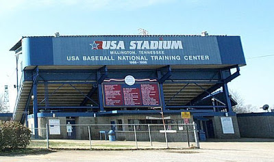 Image result for USA Stadium, Millington, Tennessee