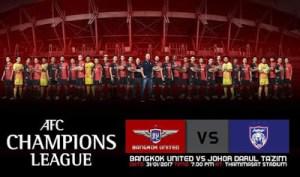jdt vs bangkok united,