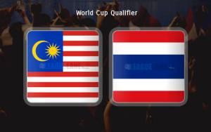 Live streaming Malaysia vs Thailand kelayakan piala dunia 14.11.2019