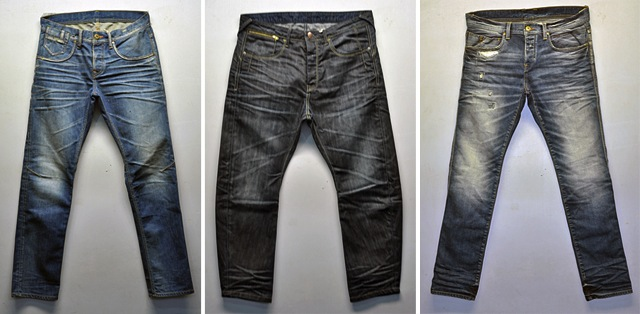 jeans-washes