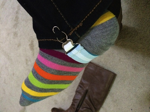 Jeans-Straps-Boots