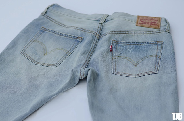Denim Review: Levi's 501 CT Jeans in Old Favorite | The