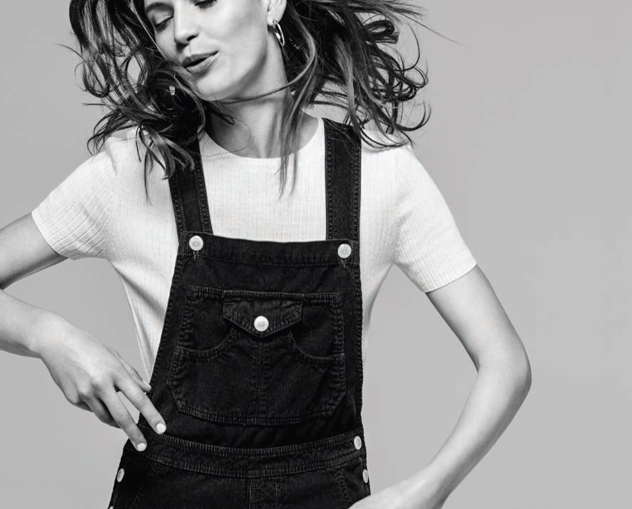 Alexa Chung for AG Fall '15 4