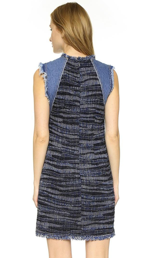 rebecca-taylor-denim-tweed-dress-2