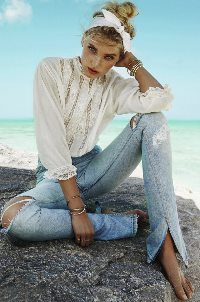 RE/DONE Denim Launches New Elsa Jeans | The Jeans Blog