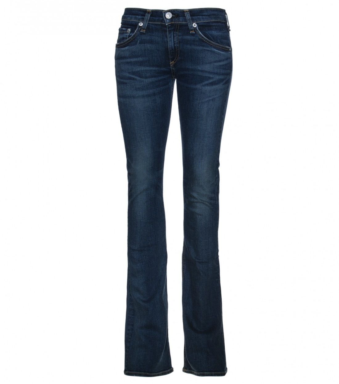 rag-bone bootcut mid rise jeans bishop