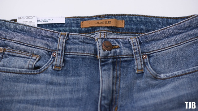 Joe's Jeans The Finn Ankle Skinny Jeans in Shaye Denim Review 2