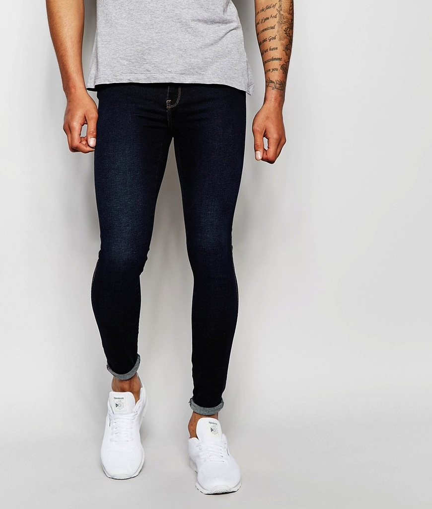 Only Jeans Skinny ultimate soft white
