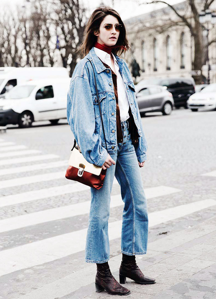 cropped -bootcut-jeans