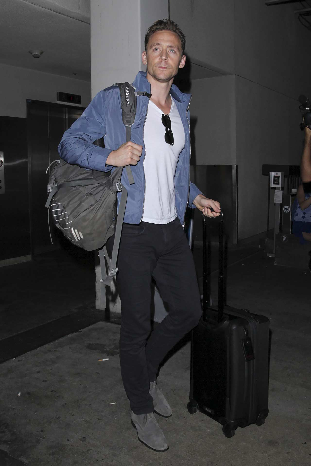 8bfd8df0 Tom Hiddleston Wears J Brand Tyler Slim Fit Jeans | The Jeans Blog