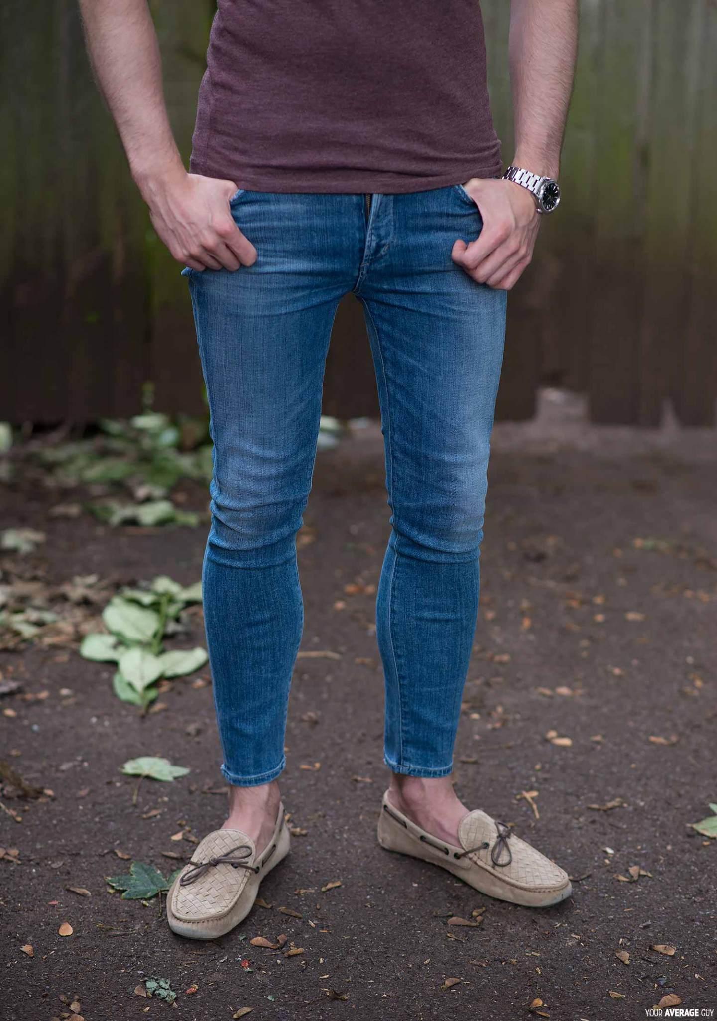 The Best Women's Skinny Jeans for Men