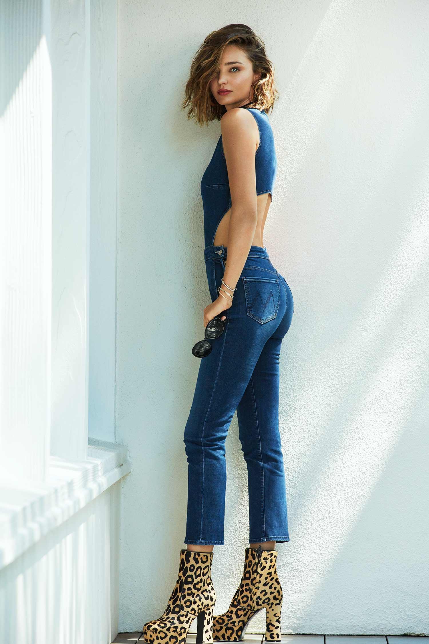 Miranda Kerr Creates a Capsule Collection for Swarovski