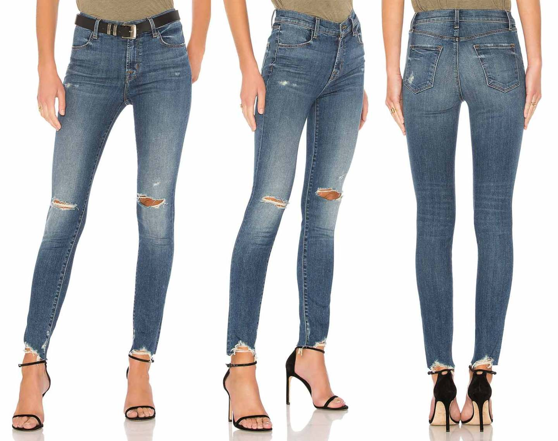 b2c1849499c Find Of The Week: J Brand Maria Skinny Jeans in Revoke Destruct | The Jeans  Blog