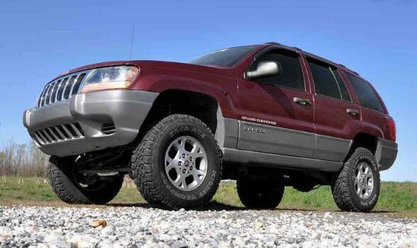 Jeep Grand Cherokee WJ: 1999-2004