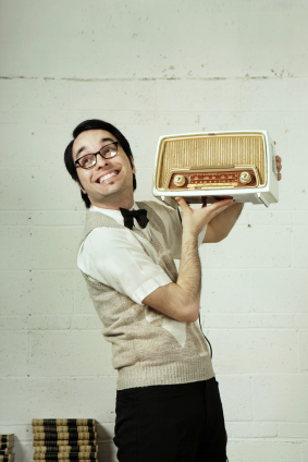 Radio.  Exciting and new?