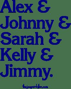 alex-johnny-sarah-kelly-jimmy