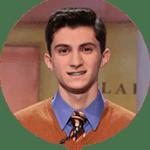 Antonio Karides on Jeopardy!