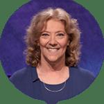 Gail Ansheles on Jeopardy!