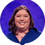 Megan Clair on Jeopardy!