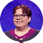 Sarah Waldsmith on Jeopardy!