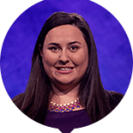 Natasha Baker-Bradley on Jeopardy!