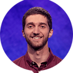 Nathan Flynn on Jeopardy!