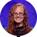 Elisabeth Larsen on Jeopardy!