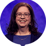 Susan Corica on Jeopardy!