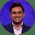 Rishi Sangani on Jeopardy!