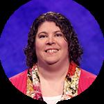 Alyssa Mondelli on Jeopardy!