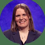 Shannon Hindahl on Jeopardy!