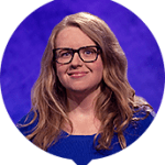 Ellen Wernecke on Jeopardy!