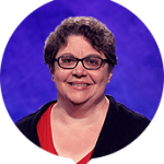 Diane Esemplare on Jeopardy!
