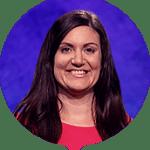 Emily Dumas on Jeopardy!