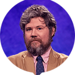Austin Rogers on Jeopardy!