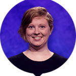 Scarlett Sims on Jeopardy!