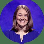Amanda Barlau on Jeopardy!