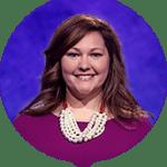 Katie Champagne on Jeopardy!