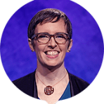 Elizabeth Connor on Jeopardy!