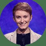 Caitlin Silberman on Jeopardy!