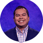 Carlos Garcia on Jeopardy!