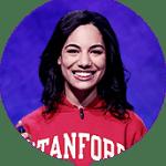 Josie Bianchi on Jeopardy!